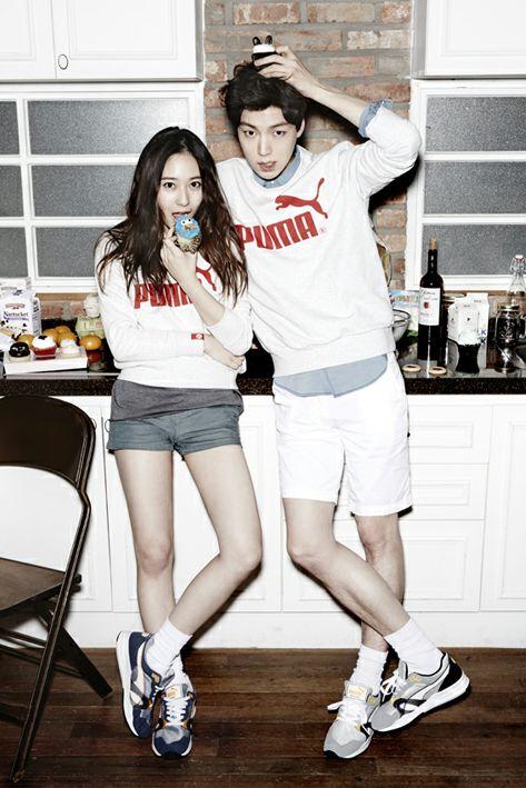 韓国のカップルの定番といえば「カップルコーデ」♡♡