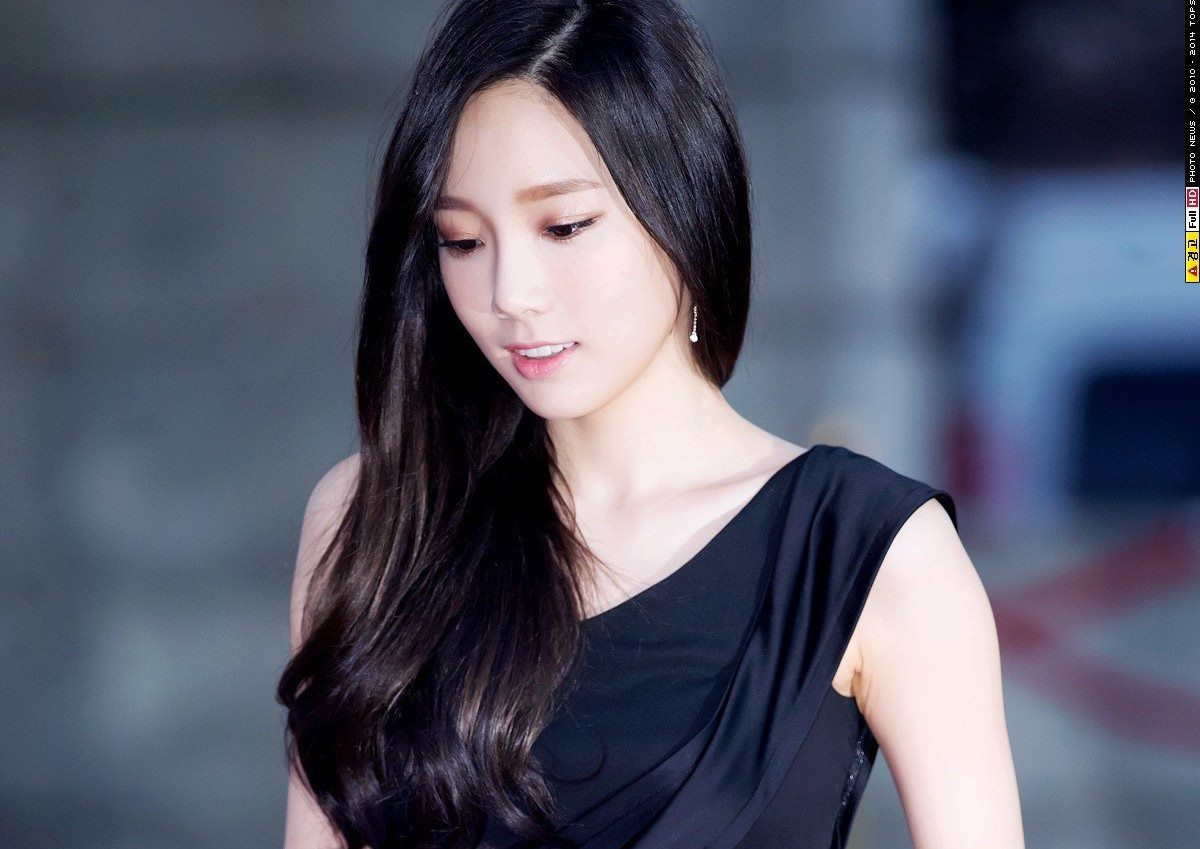 韓国人 美女画像 K-POP 少女時代 テヨン