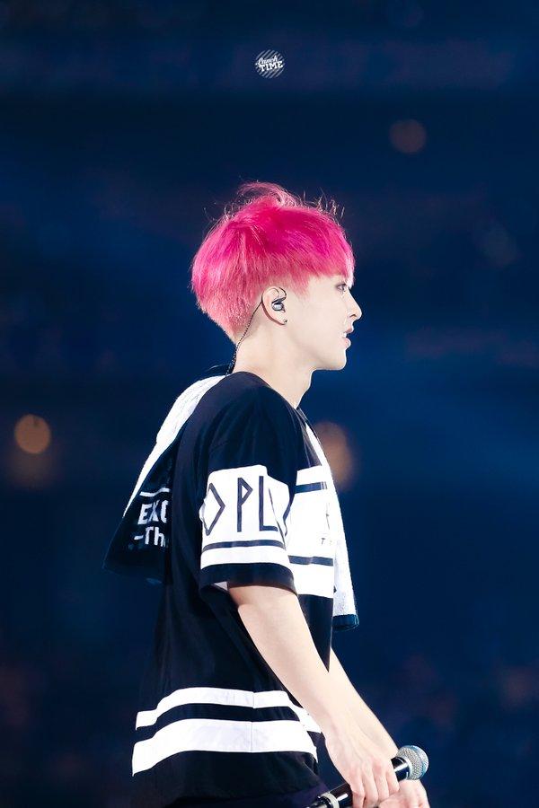 赤髪が似合う韓国の男性アイドル特集♡