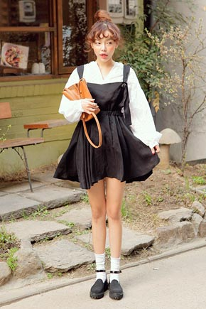 2016年韓国で流行る\u201c春ファッション\u201d特集♡