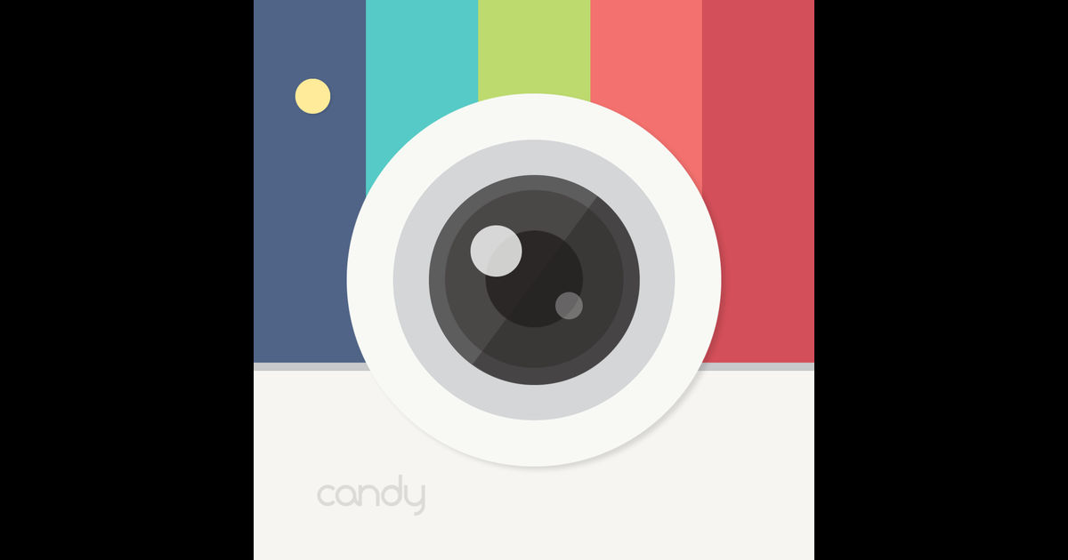 Candy Cameraを App Store で