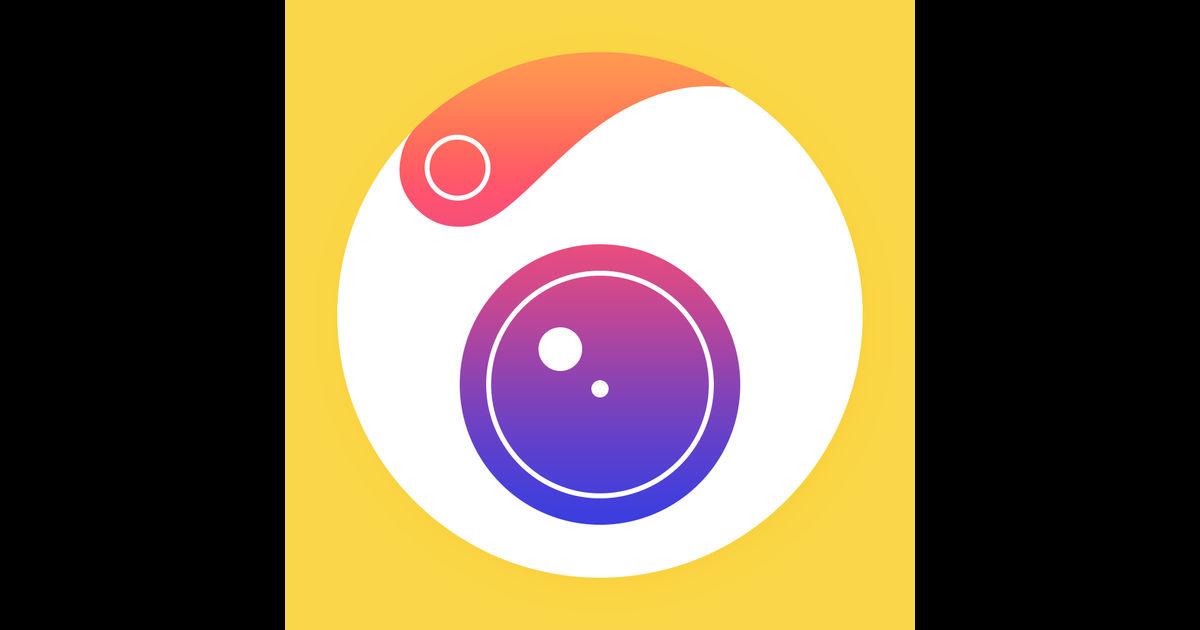 カメラ360 - あなただけのカメラアプリ!を App Store で