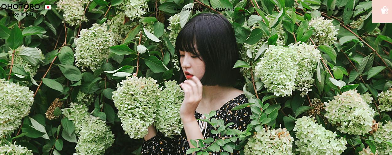 韓国ファッション通販「OHOTORO」