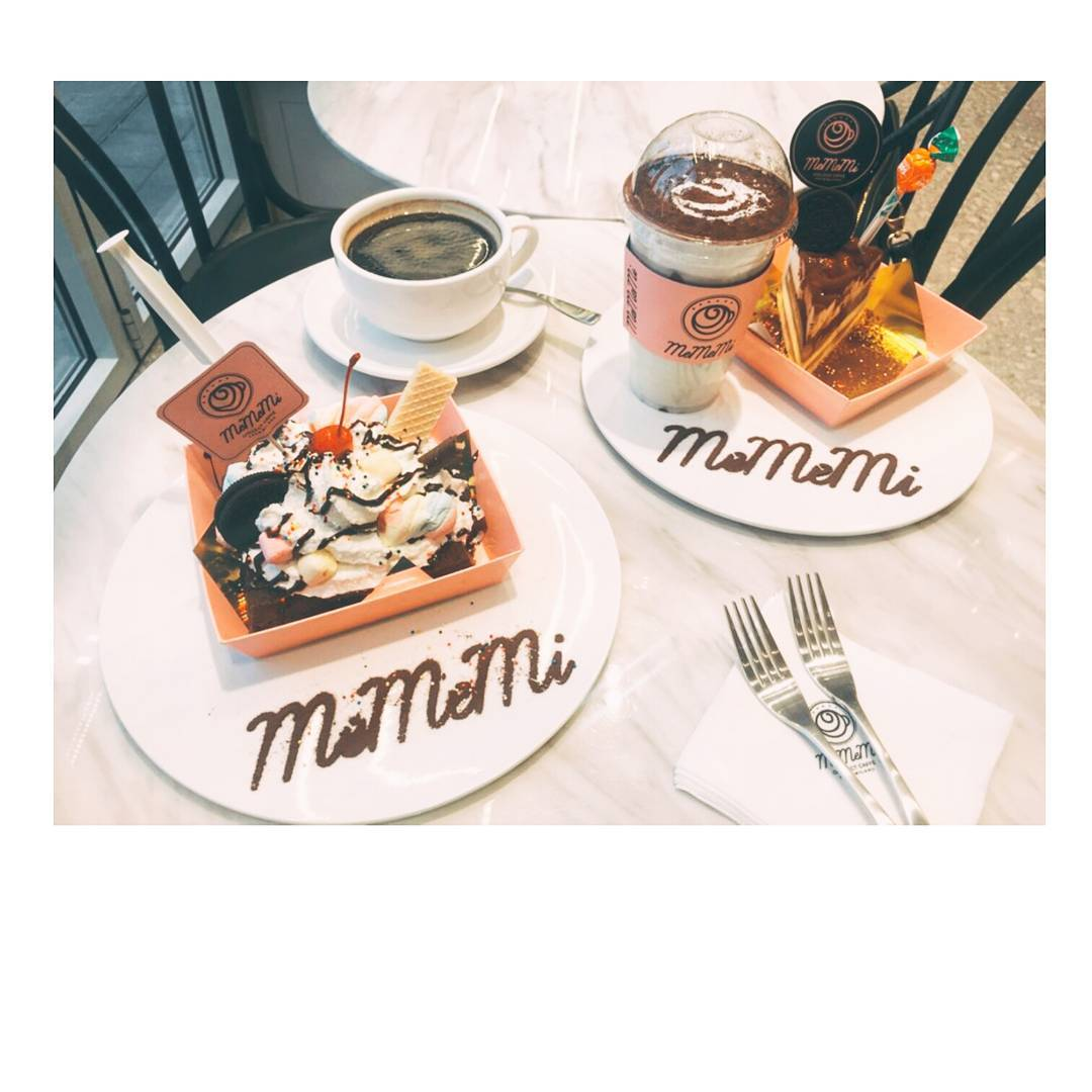 インスタ映えを考えてカフェを選んじゃう!?♥