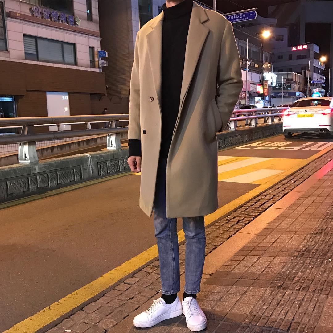 身長が高くて、スタイルが良い人が多い韓国男性♡