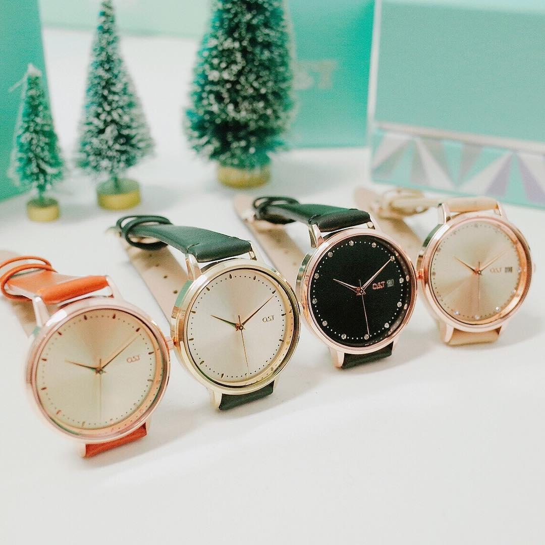 時計をプレゼントに♡