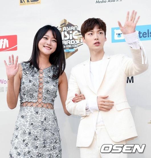 アン・ジェヒョン&カン・スンヒョン