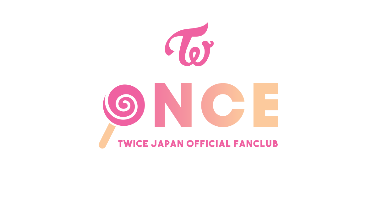 TWICE OFFICIAL FANCLUB ONCE JAPAN