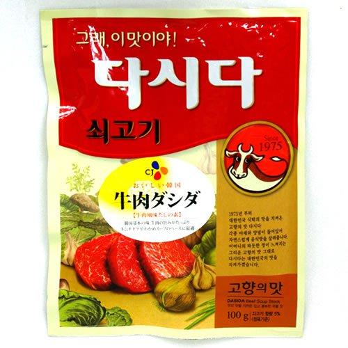牛肉ダシダ 100g