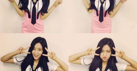 韓国アイドル界で最も変身した美女!?AOAソリョンのダイエット秘話まとめ♡ | 韓国情報サイト 모으다[モウダ]