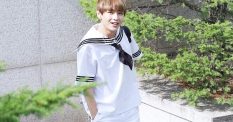 【Part1】見てるだけで夏っぽさ全開!韓国アイドルたちの″マリンルック特集″♡ | 韓国情報サイト 모으다[モウダ]