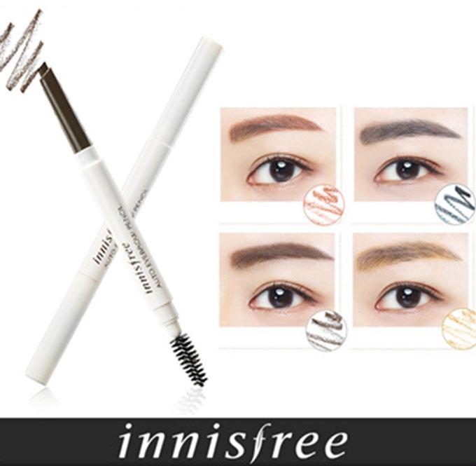 [ INNISFREE / イニスフリー ] Auto eyebrow pencil #6 /オートアイブロウペンシル #6