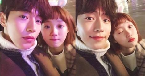 新ビジュアルカップル誕生!!ナム・ジュヒョク&イ・ソンギョンカップルの2ショットまとめ♡ | 韓国情報サイト 모으다[モウダ]