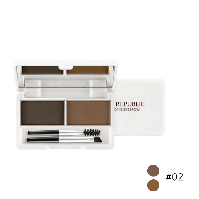 [Nature Republic/ネイチャーリパブリック] Botenical Cake Eye brow a 02
