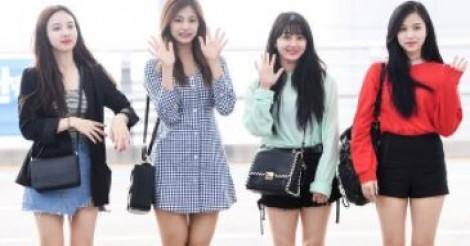 光輝くスターたちの空港ファッションをチェック☆(2017年6月)【女性編】 | 韓国情報サイト 모으다[モウダ]