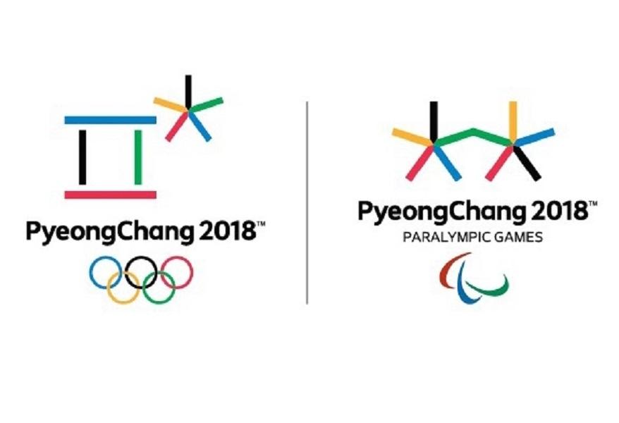 PyeongChang 2018 Olympic and Paralympic Game logos ©