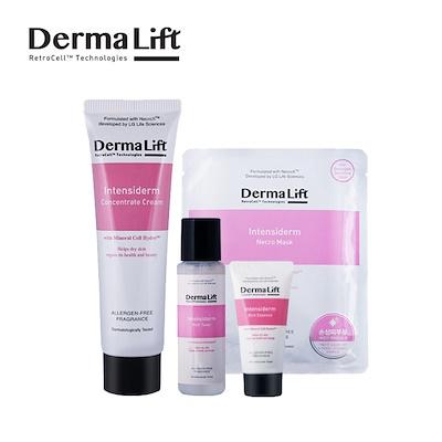 [Derma Lift] ✮ ダーマリフト インテンシダム コンセントレイト クリーム 4種セット