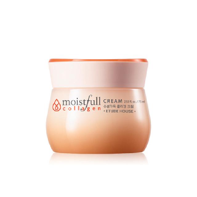 [ETUDE HOUSE/エチュードハウス] Moistfull Collagen Cream Special / エチュードハウス モイストフルCL クリーム