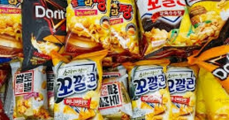 韓国人もびっくり!思っているよりもずっとカロリーが高いスナック菓子5大王☆ | 韓国情報サイト 모으다[モウダ]