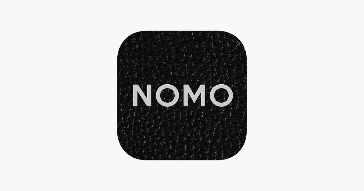 ‎「NOMO - Point and Shoot」をApp Storeで