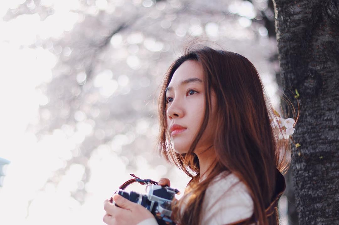 """최희서 Moon Choi チェ ヒソ on Instagram: """"Spring shoot"""