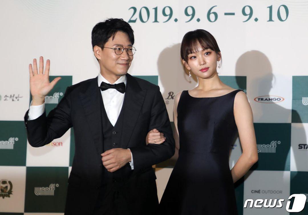 """진기주 on Instagram: """"#울주세계산악영화제 내년에도 후년에도 많이많이 즐겨주시고 사랑해주세요⛰"""""""